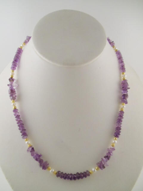 ed64bb560257b4 Amethyst Necklaces - Beautiful Single & Multi-layer Designs