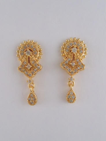 1gm Gold Earrings All Are Back Click On The Images Below For Close Up View