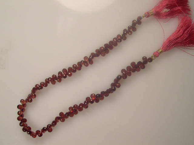 Carnelian Beads String